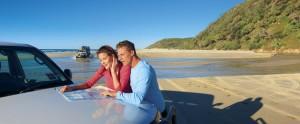 Fraser Island Self Drive
