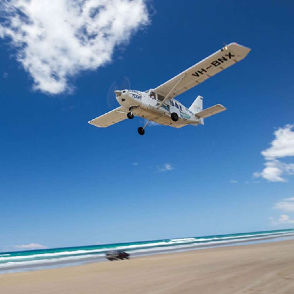 How to get to Hervey Bay - Planes, Trains and Automobiles!